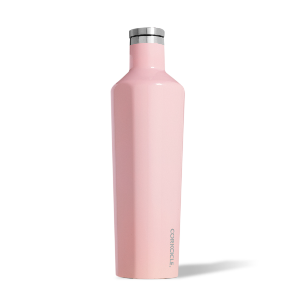Gloss Rose Quartz Canteen 25oz