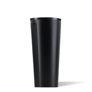 Dipped Black Tumbler 24oz