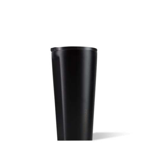 Dipped Black Tumbler 16oz