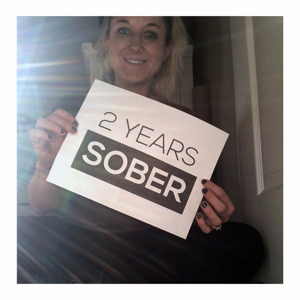 Two Years Sober and the Journey Continues