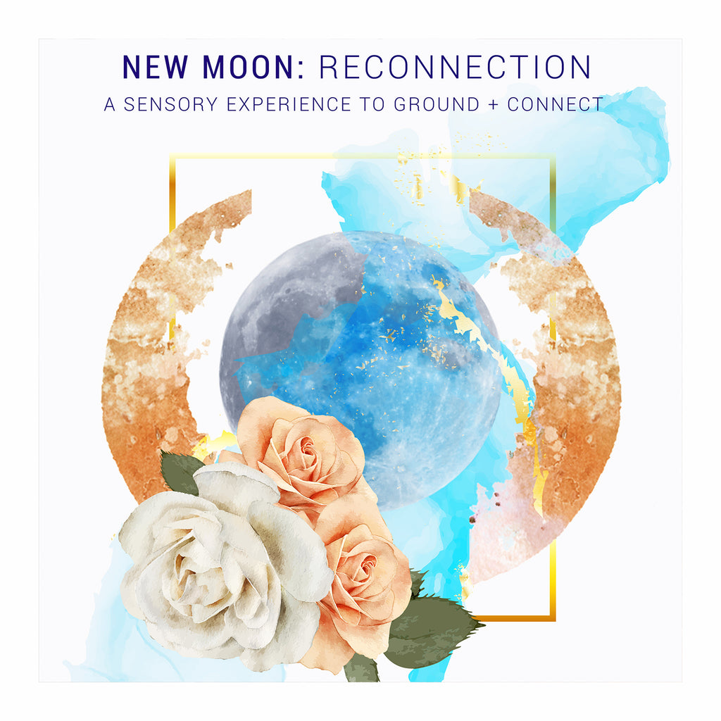 The New moon is a time to reset or RECONNECT