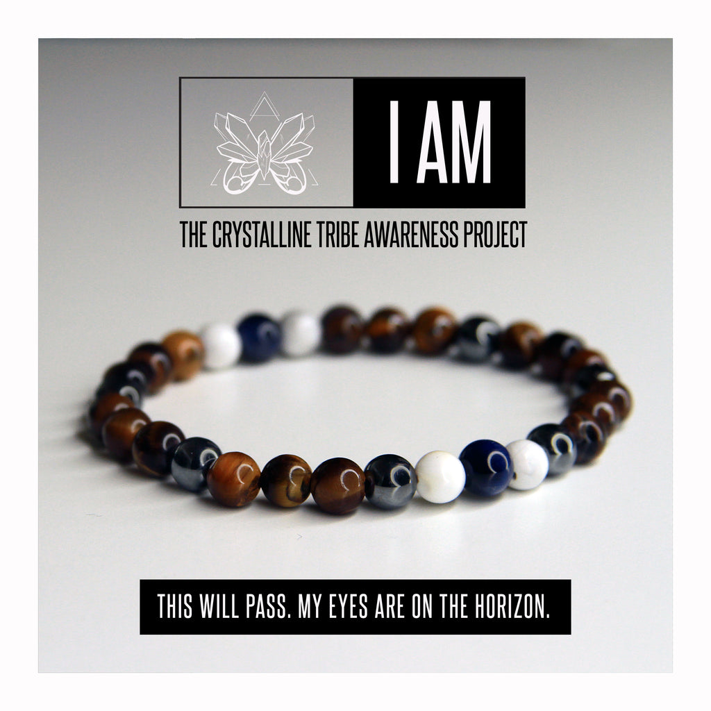 I AM BRACELET - Crystalline Tribe