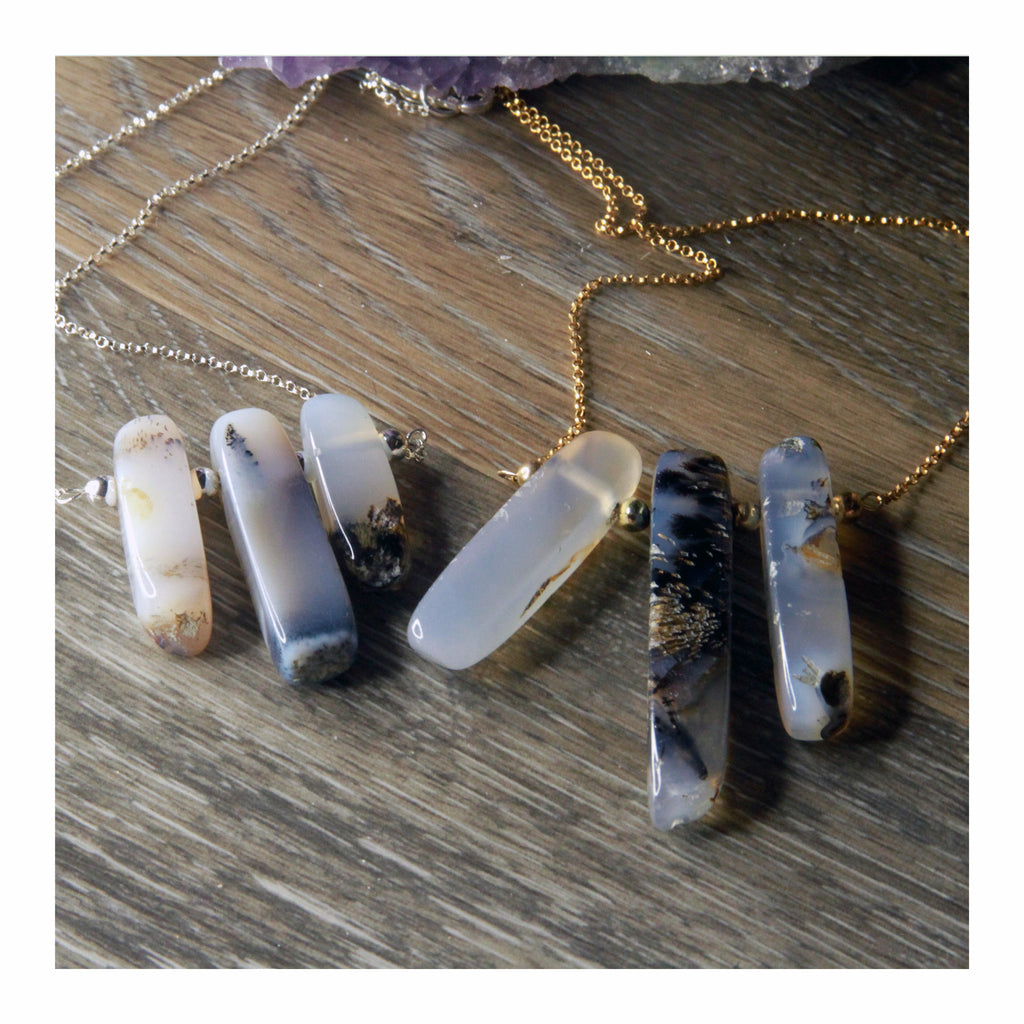 Earth Connection Necklace - Crystalline Tribe