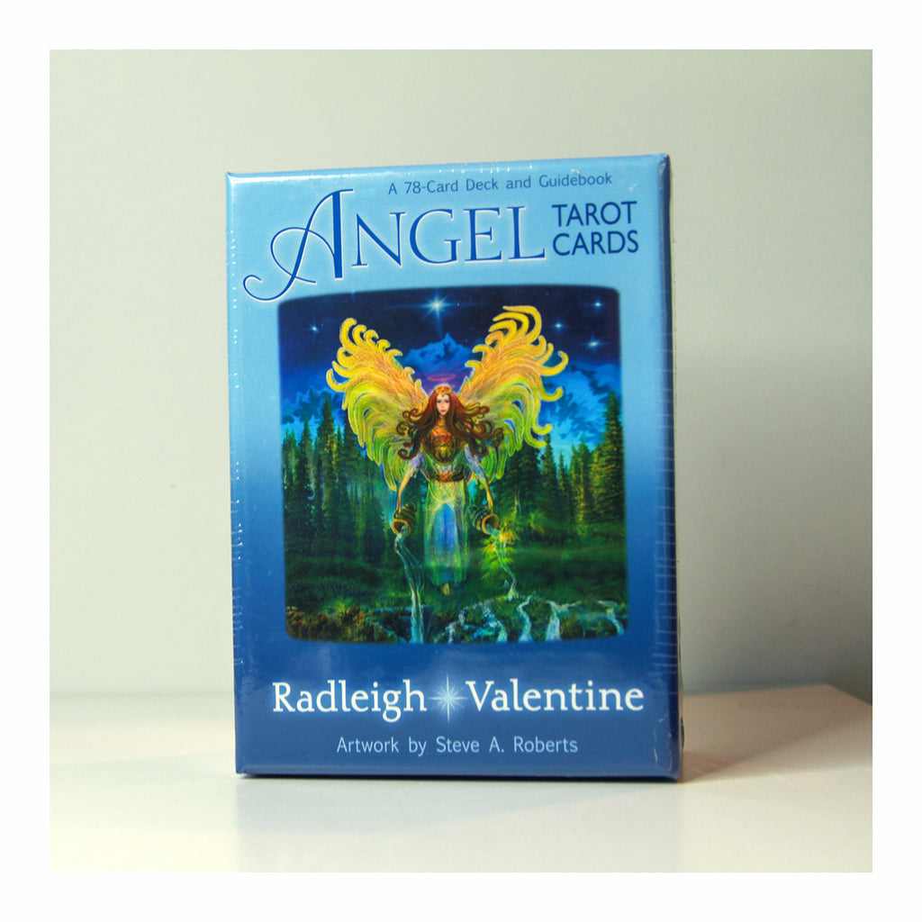 Angel Tarot - Crystalline Tribe