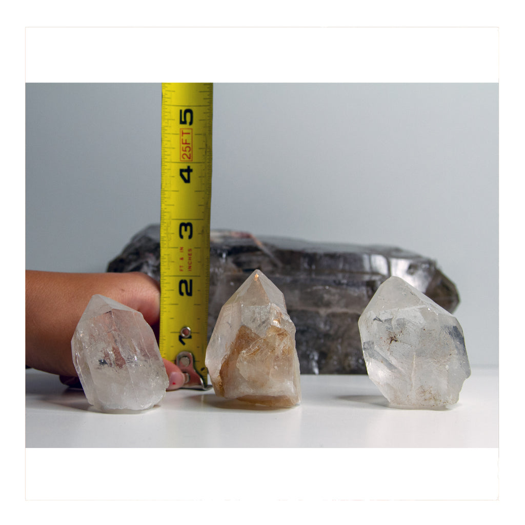 Quartz Points - Crystalline Tribe