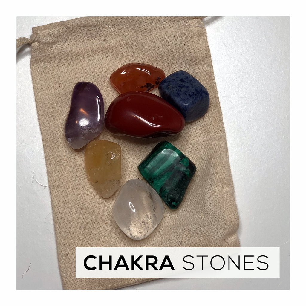Chakra Balance Crystal Pack - Crystalline Tribe