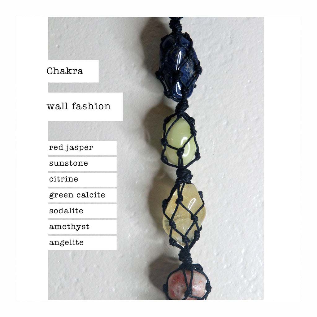 Chakra Wall Fashion - Crystalline Tribe