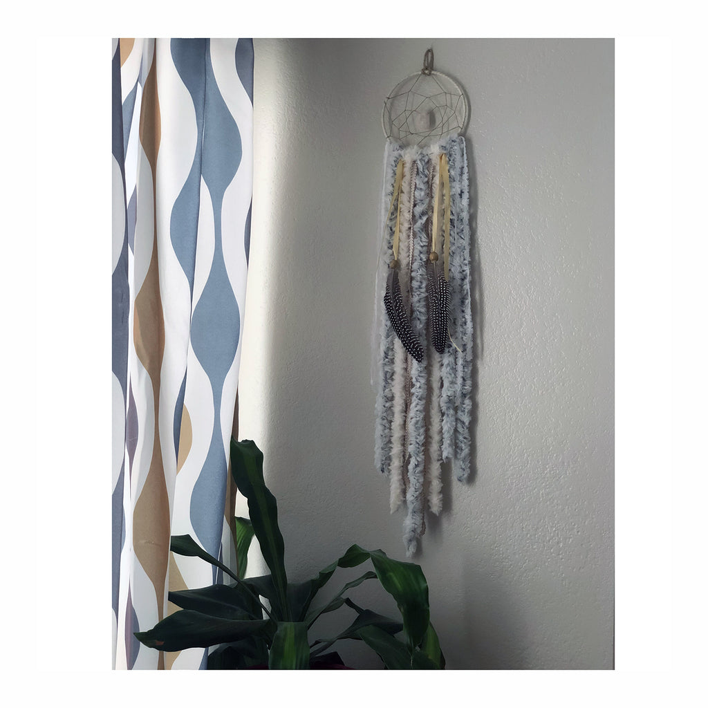 Custom Dreamcatchers - Crystalline Tribe