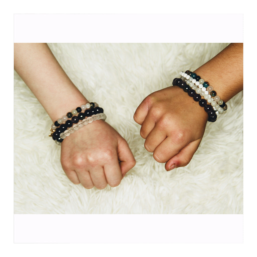 Kids Gemstone Bracelets - Crystalline Tribe