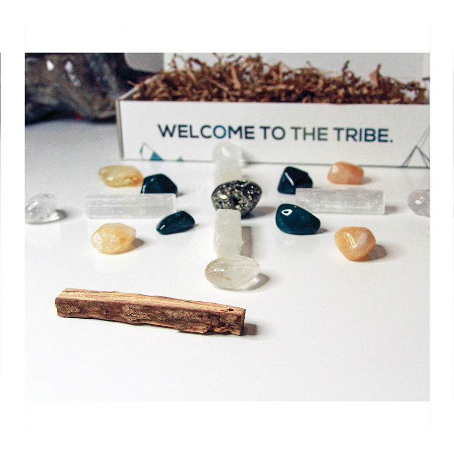 MANIFEST New Moon Kit - Crystalline Tribe