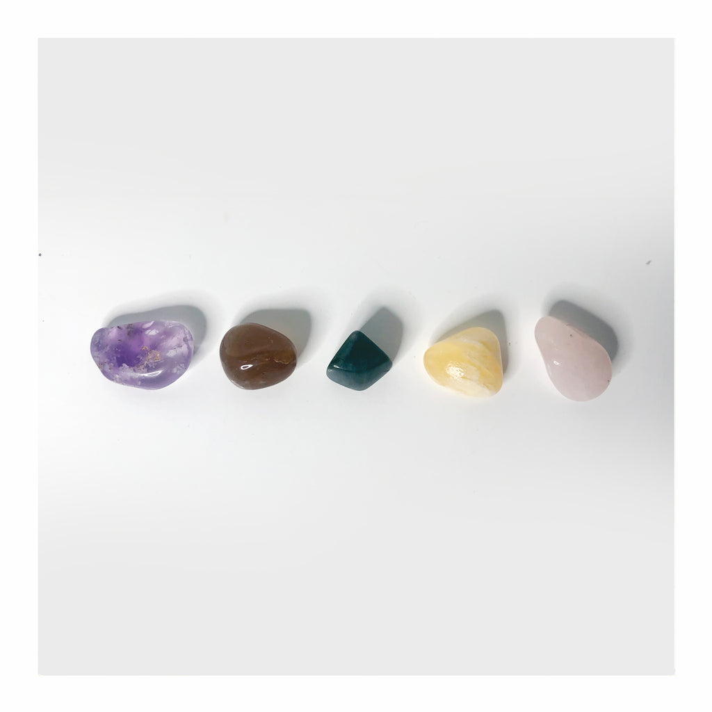 Pisces Crystal Set - Crystalline Tribe