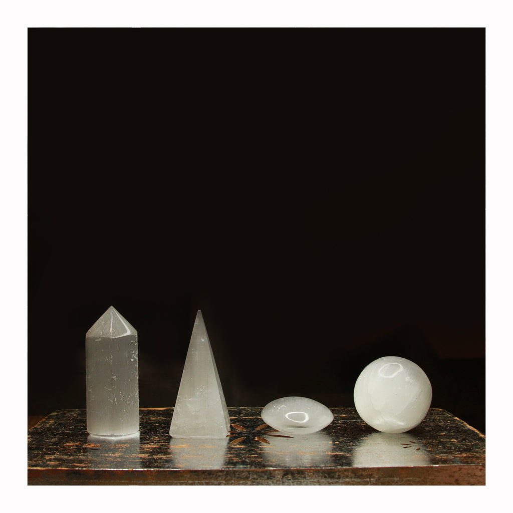 Selenite - Crystalline Tribe