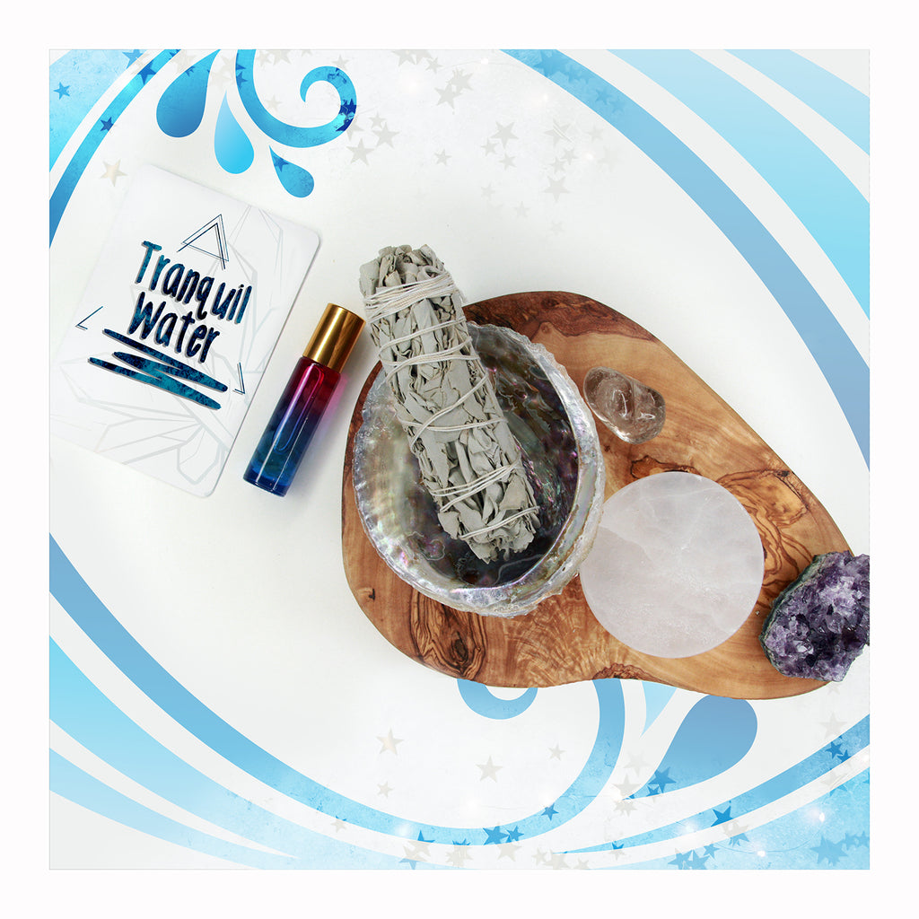 Tranquil Water Kit - Crystalline Tribe