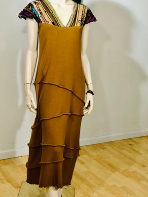 Scrapplique Summertime Looking Glass Dress
