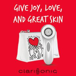 A Christmas Collaboration: Clarisonic And Keith Haring Foundation