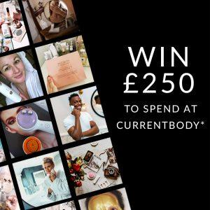 WIN £250 to spend at CurrentBody with #CBdelivers