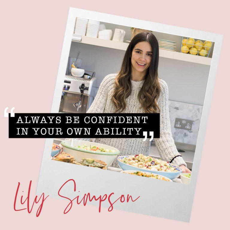 Women Who Inspire: Lily Simpson