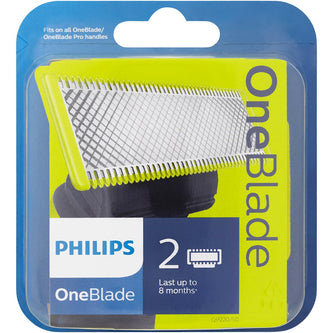 Image: Philips OneBlade Replacement Blade 2 Pack