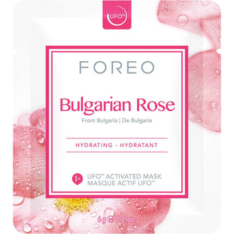 Image: FOREO Farm to Face Collection Mask - Bulgarian Rose