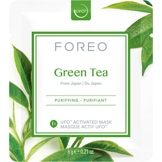 Image: FOREO Farm to Face Collection Mask - Green Tea