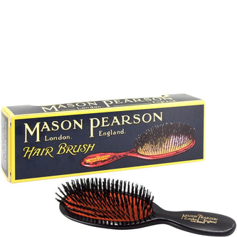 Image: Mason Pearson Pocket Pure Bristle Hair Brush