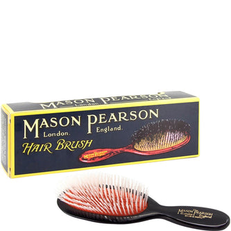Image: Mason Pearson Pocket Nylon Bristle Hair Brush