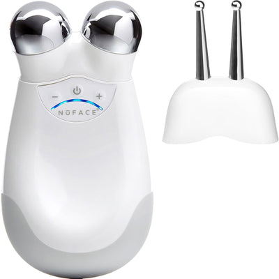 Image: NuFACE Trinity + Trinity ELE Attachment Set (Worth $894)