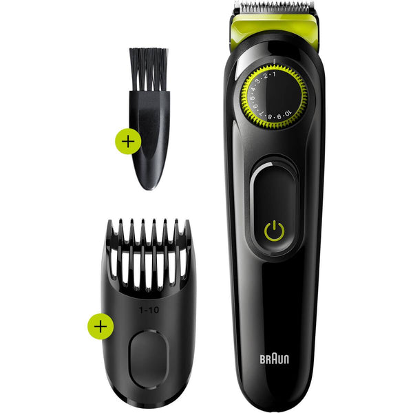 Image of Braun Beard Trimmer BT3221 Men's Beard Trimmer & Hair Clipper