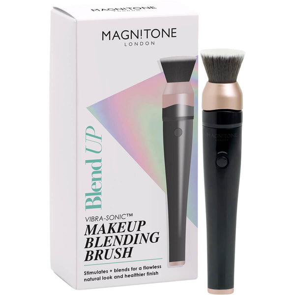 Image of Magnitone BlendUp Vibra-Sonic Makeup Brush