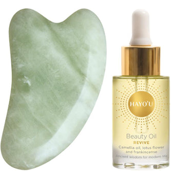 Image: Hayo'u Beauty Restorer & Beauty Oil Set