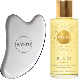 Image: Hayo'u Body Restorer & Body Oil Set