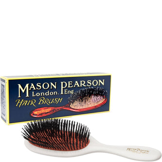 Image: Mason Pearson Pocket Bristle & Nylon Hair Brush