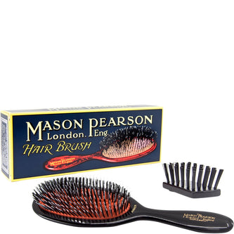 Image: Mason Pearson Large Bristle & Nylon Popular Hair Brush