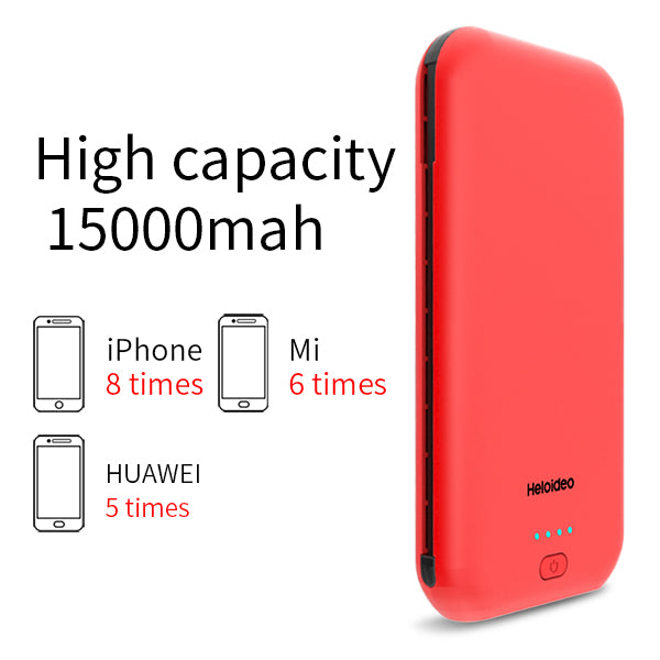 18650 power bank is different with polymer powerbank