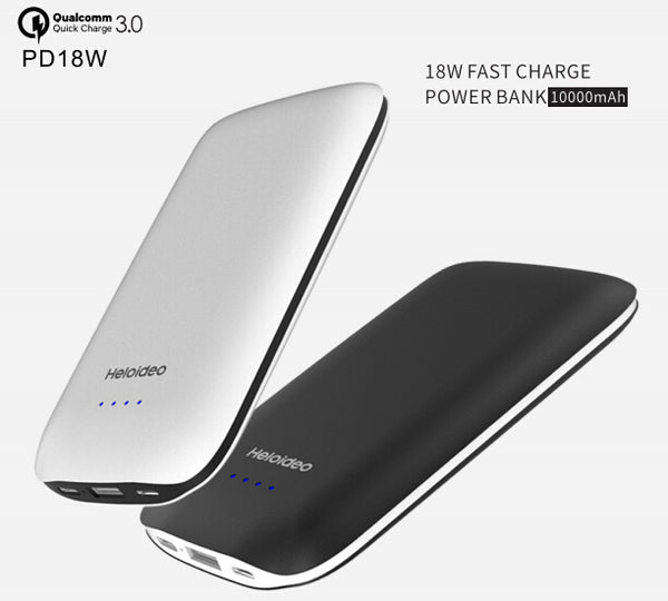 10000mah QC3.0 power bank, laptop power bank