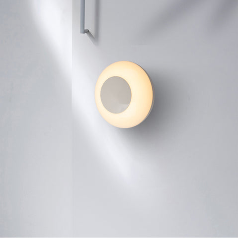 Heloideo wireless charger with night light