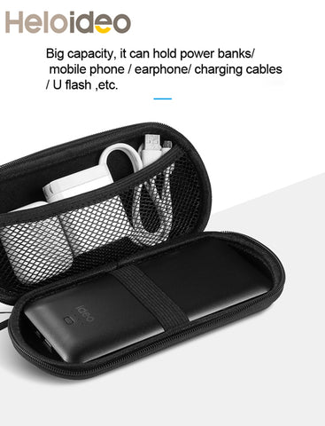 power bank charger bag Heloideo