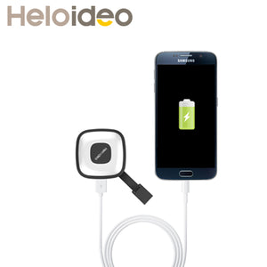 HELOIDEO handbag Light with Integrated External Battery Pack to Charge Your Phone or Tablet, Touch Sensor Purse Light Charge Devices On-The-Go and Light Up Your Purse Auto-sensing Power Bank Bedside Lamp/Light The Fairy in the Night Emergency Power Supply
