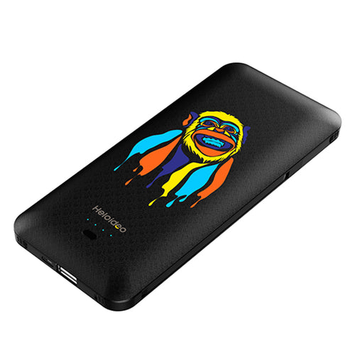 Heloideo gift customized power bank 10000mah