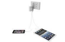 Load image into Gallery viewer, 5 IN 1  AC plug power bank with built-in 85cm cable