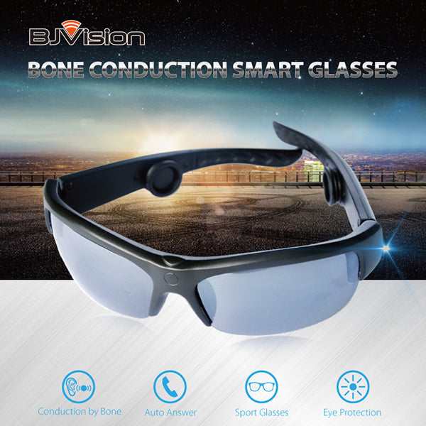 Bone Conduction Smart Glasses