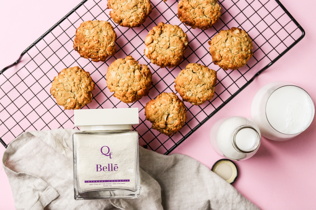 Low sugar ANZAC biscuits recipe