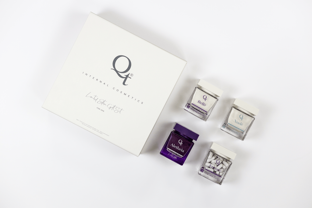 Limited Edition Gift Set for her - QTforyou
