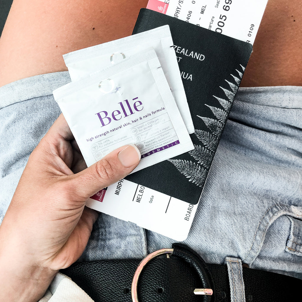 Bellē Travel Pack - QTforyou