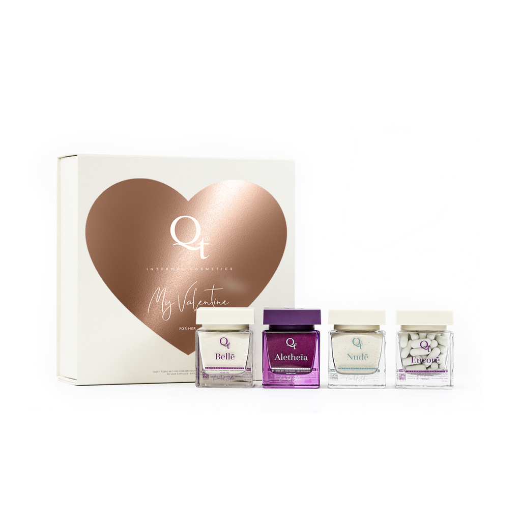 My Valentine Gift Set for her - QTforyou