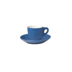 06.BELLY.ESP.BL Incafe Blue Belly Espresso Cup Globe Importers Adelaide Hospitality Suppliers