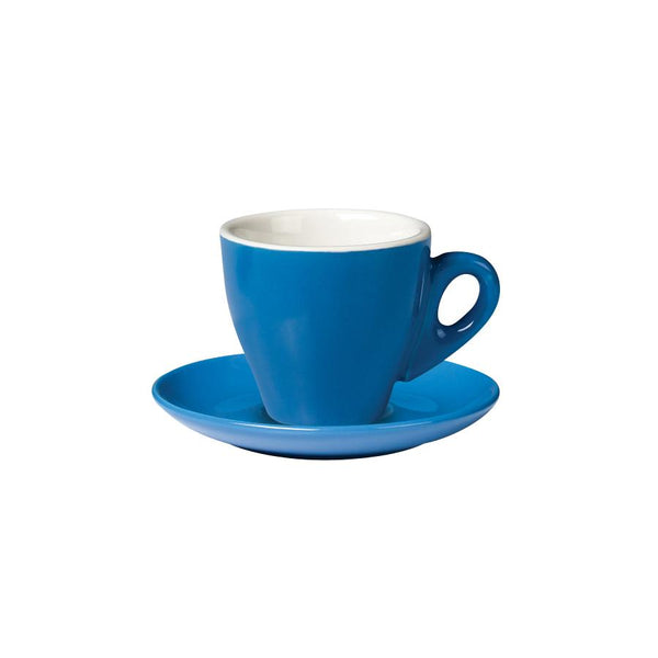 06.ESP.C.BL Incafe Blue Espresso Cup Globe Importers Adelaide Hospitality Suppliers