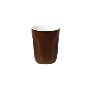 06.S10056.BR Incafe Brown Latte Cup Globe Importers Adelaide Hospitality Suppliers