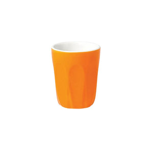 06.S10056.OR Incafe Orange Latte Cup Globe Importers Adelaide Hospitality Suppliers