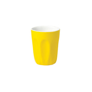 06.S10056.YL Incafe Yellow Latte Cup Globe Importers Adelaide Hospitality Suppliers